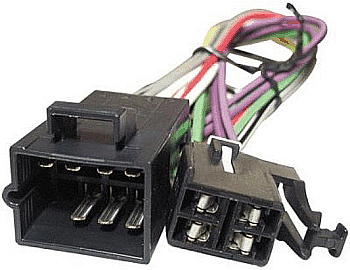 Semi Truck Radio Wiring Harness