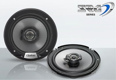 Clarion Semi Truck Speakers